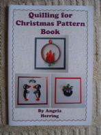 Quilling for Christmas Pattern Book